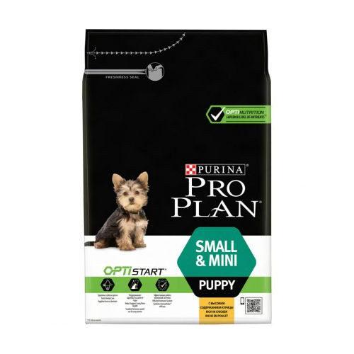 Pro plan puppy small & mini optistart