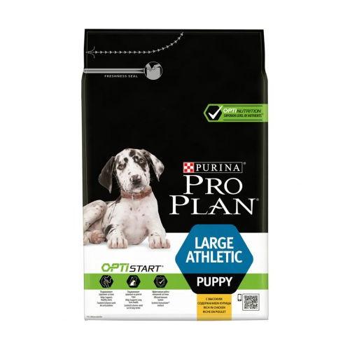 pro plan puppy large athletic optistart