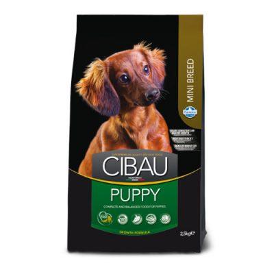 Cibau Puppy Mini Breed 2,5 kg