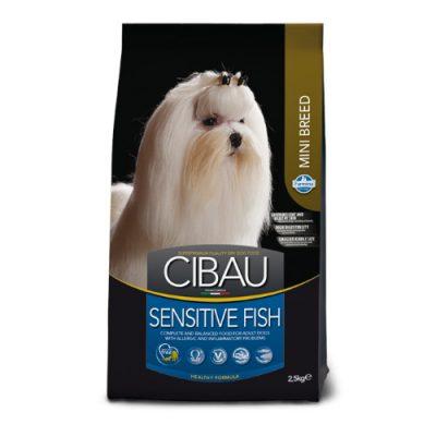 Cibau Adult Mini Breed Sensitive Fish 2,5 kg