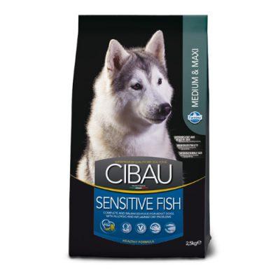 Cibau Adult Sensitive Fish 2,5 Kg