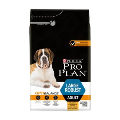 pro plan large robust adult optihealth 3 kg