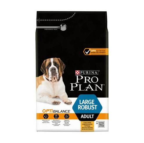 PRO PLAN LARGE ROBUST ADULT OPTIHEALTH