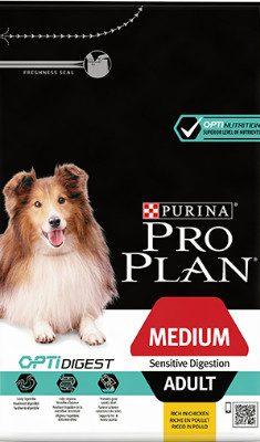 Pro Plan Medium Adult Sensitive Digestion