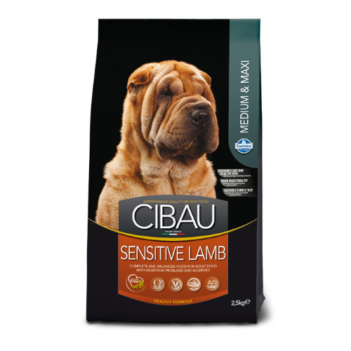 Cibau Adult Sensitive Lamb 2,5kg