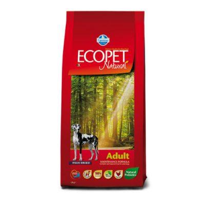 FARMINA ECOPET NATURAL ADULT MAXI 12KG + 2KG ΔΩΡΟ