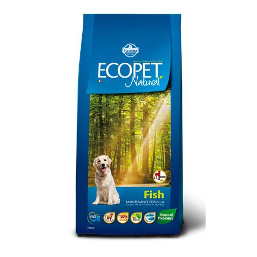 Ecopet Natural Adult Maxi Breed Fish