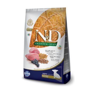 N&D Low Grain Lamb puppy mini 0.8 kg