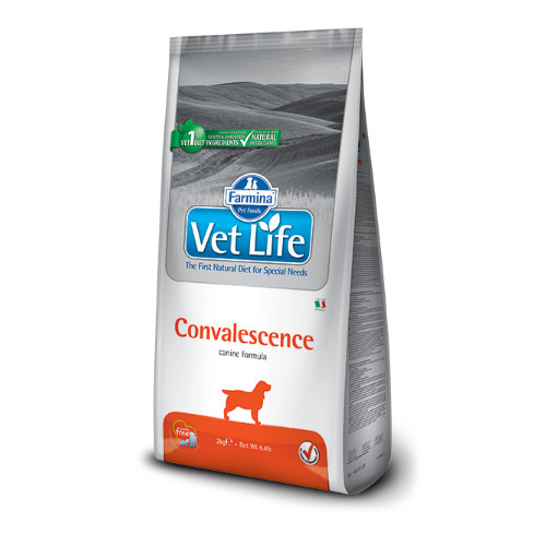 VET LIFE CONVALENCE CANINE