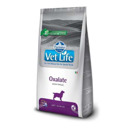 VET LIFE OXALATE CANINE