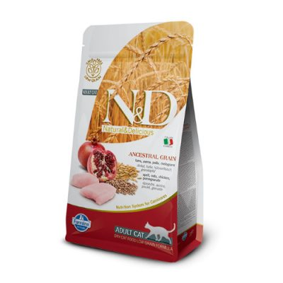 N&D Low Grain Chicken & Pomegranate 0,3Kg