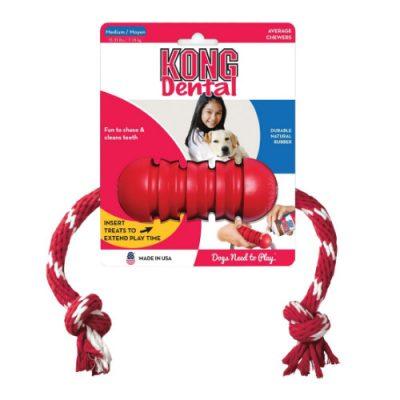 Dental Kong με σχοινί S
