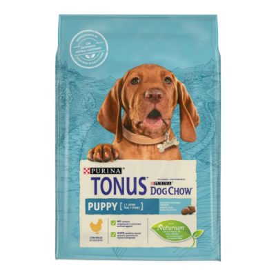 Tonus Dog Chow Puppy Κοτοπουλο 2,5 Kg