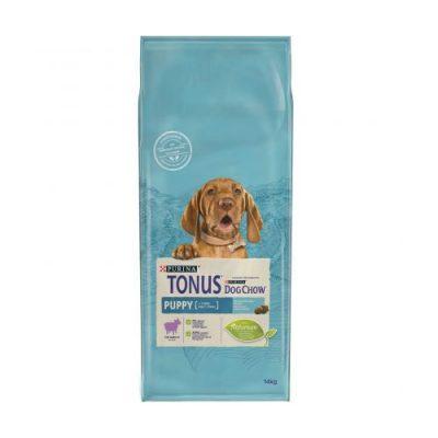 Tonus Dog Chow Puppy Αρνι 14 Kg