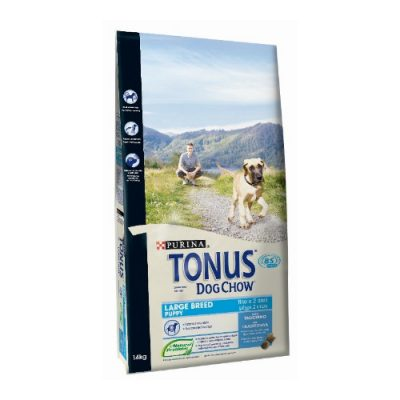 TONUS DOG CHOW LARGE BREED PUPPY ΓΑΛΟΠΟΥΛΑ 2,5 kg