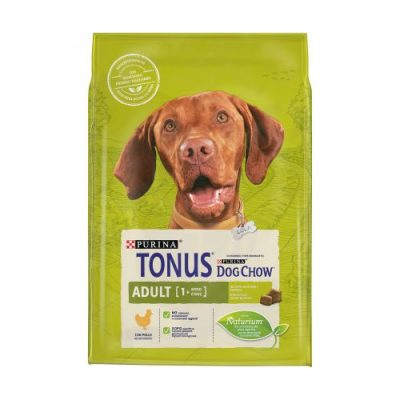 TONUS DOG CHOW ADULT Κοτοπουλο 2,5 kg
