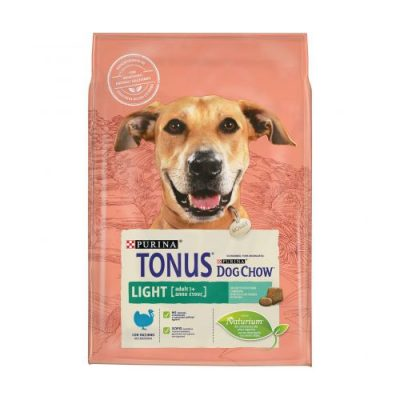 TONUS DOG CHOW ADULT LIGHT ΓΑΛΟΠΟΥΛΑ 2,5 kg