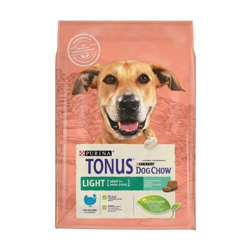 TONUS DOG CHOW ADULT LIGHT ΓΑΛΟΠΟΥΛΑ