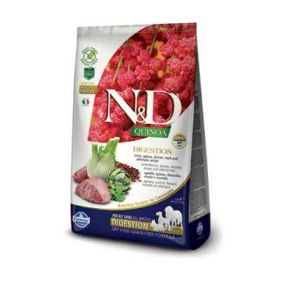 N&D QUINOA Digestion Lamb 7 Kg