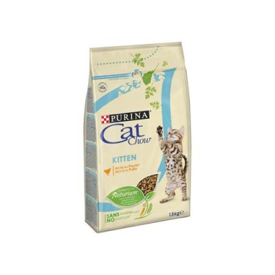 Tonus Cat Chow Kitten Κοτόπουλο 15 Kg