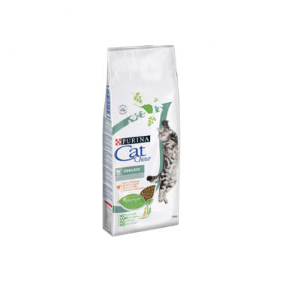 Tonus CAT CHOW Adult Sterilised 1,5 Kg