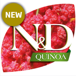 logo nd quinoa canine new