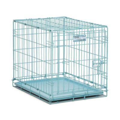 Συρμάτινο Κλουβί i-Crate με 1 πόρτα μπλε