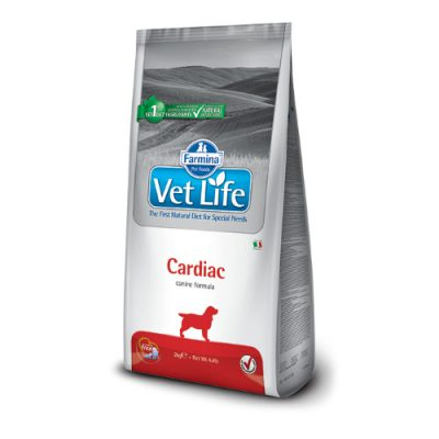 VET LIFE CARDIAC CANINE 10Kg