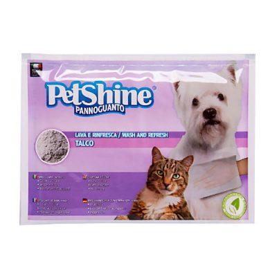 PetShine Γάντι Στεγνού Καθαρισμού Ταλκ (1 τμχ)