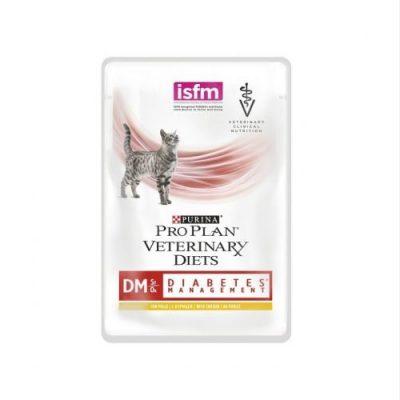 Purina Veterinary Diets Cat-Dm 85Gr (40Tem)