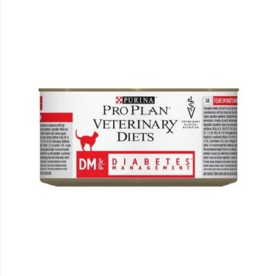 Purina Veterinary Diets Cat-DM Diabetes 195gr (24tem)