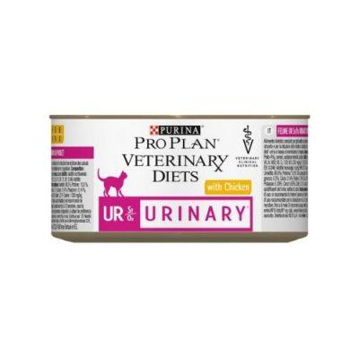 Purina Veterinary Diets Cat-Ur Urinary 195Gr (24Tem)