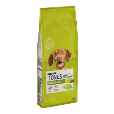 TONUS DOG CHOW ADULT ΑΡΝΙ 14 kg
