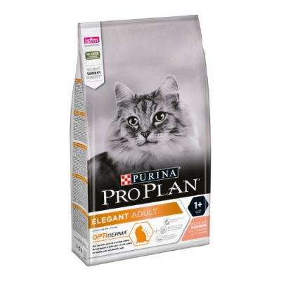 Pro Plan Elegant Optiderma Salmon 1,5 Kg