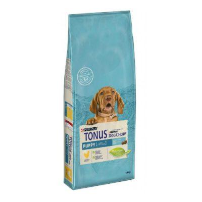 Tonus Dog Chow Puppy Κοτοπουλο 14 Kg