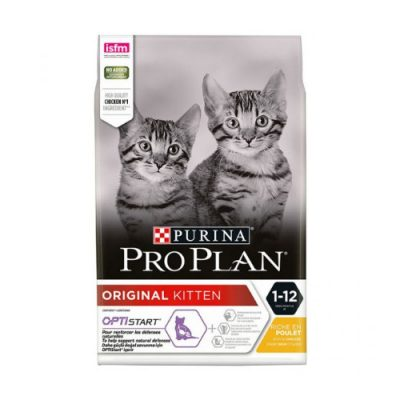 Purina Pro Plan Original Kitten OptiStart with Chicken 3kg