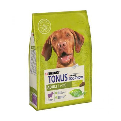 TONUS DOG CHOW ADULT ΑΡΝΙ 2,5 kg