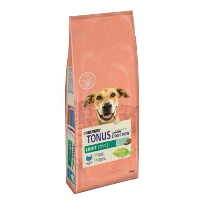 TONUS DOG CHOW ADULT LIGHT ΓΑΛΟΠΟΥΛΑ 14 kg