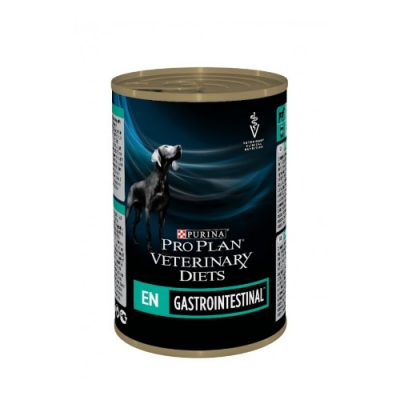 Purina Pro Plan Veterinary Diets Canine EN 400gr (12τεμ)