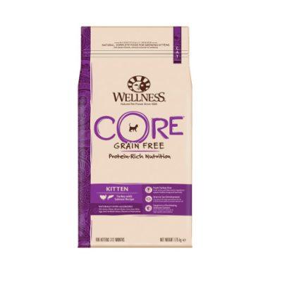 Wellness CORE Kitten Γαλοπούλα & Σολομός 1.75kg