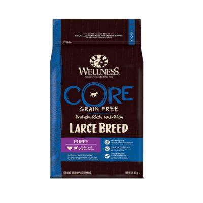Wellness CORE Puppy Large Breed Γαλοπούλα & Κοτόπουλο 10kg