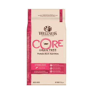 Wellness CORE Sterilized Σολομός 1.75kg