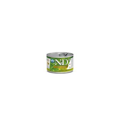 N&D PRIME WET BOAR & APPLE 140GR (12 ΤΕΜΑΧΙΑ)