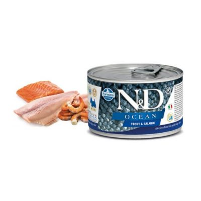 OCEAN WET TROUT SALMON 140GR