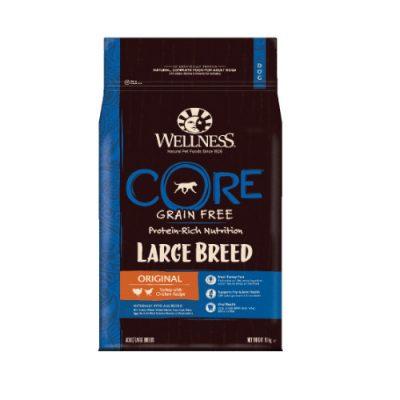 Wellness CORE Adult Large Breed Original Γαλοπούλα & Κοτόπουλο 10kg