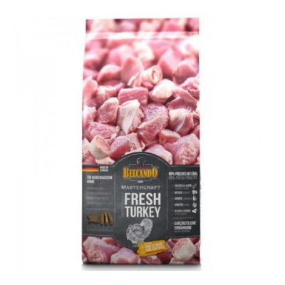 BELCANDO MASTERCRAFT ADULT FRESH TURKEY 10KG