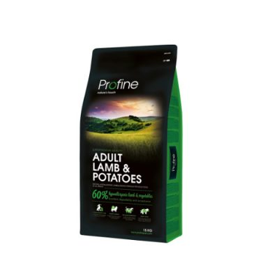 Profine Dog Adult Lamb & Potatoes 15Kgr