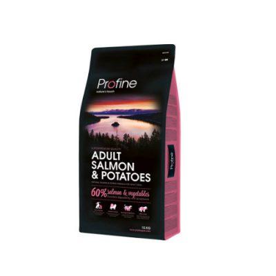 Profine Dog Adult Salmon & Potatoes15Kgr