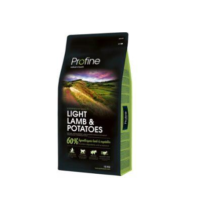 Profine Dog Light Lamb & Potatoes15Kg