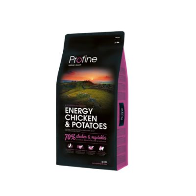 Profine Dog Energy Chicken & Potatoes 15Kgr